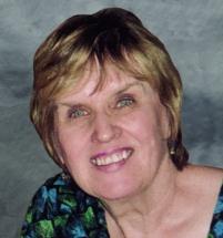 """Julia's Cats"" coauthor Therese Burson"